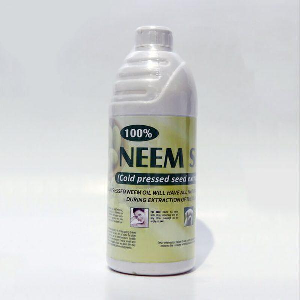 Neem Seed Oil - 1 Ltr